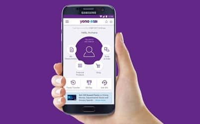 SBI YONO Account Opening