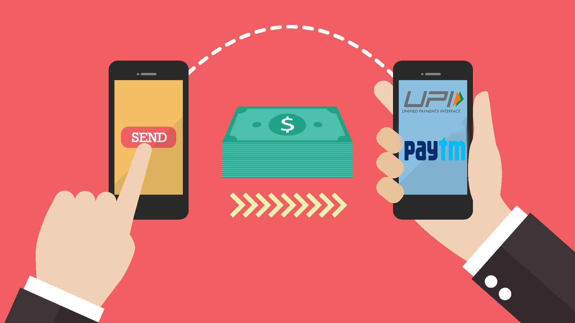 UPI Transaction Limit Per Day for ICICI, HDFC, BHIM, PAYTM & Google Pay